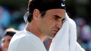 Federer dropper French Open