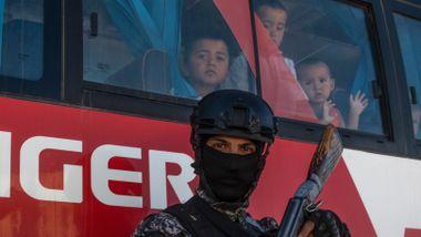 Usbekistan fikk IS-barna hjem fra Syria – norske barn venter fremdeles