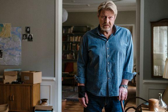 Buldrende svensk detektiv, midt i blinken for påskekrim.