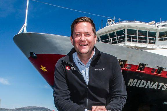 Daniel Skjeldam har snudd Hurtigruten fra tapssluk til milliardoverskudd
