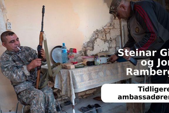 En fredelig løsning i Nagorno-Karabakh er mulig