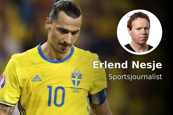 De har en av verdens største stjerner. Men spørsmålet er om Sverige vil ha med seg egoet Zlatan til VM.