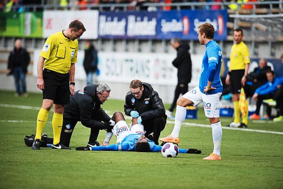 RBK-fans ler av Bakenga-skade i Molde-debuten