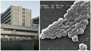 Bakteriefunn betyr inntaksstopp på brannskadeavdelingen i Bergen