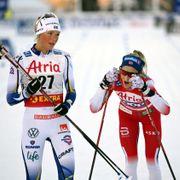 Johaug avviser Karlsson-påstand: – Påvirker meg ingenting