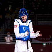 Brakk armene, fikk korona og ba samboeren flykte. I dag tapte han bronsefinalen i OL.