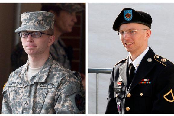 Obama løslater Chelsea Manning