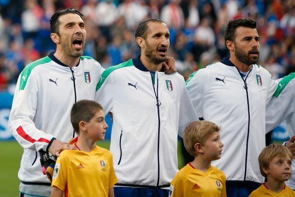 Derfor synger Buffon av full hals