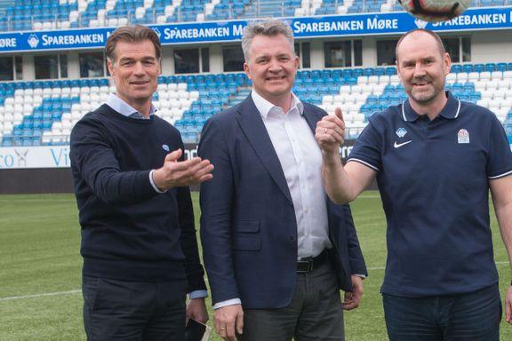 Nå vil de skape Toppserie-lag i Molde - stor millionsatsing på kvinnefotball