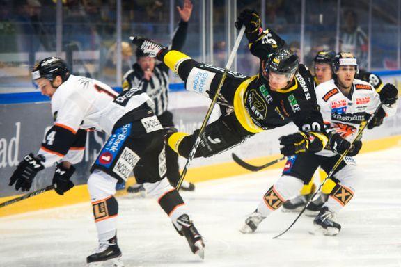 DIREKTE: Følg Frisk Asker - Stavanger Oilers og chat med vår reporter
