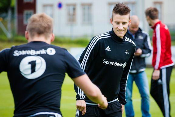 To RBK-debutanter starter mot Sandefjord