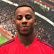 Norsk 19-åring trener med Arsenal