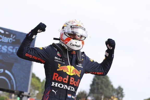 Verstappen vant kaotisk Grand Prix i Italia: – Det var veldig krevende