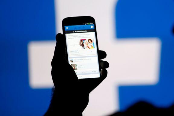Facebooks overskudd økte med 20 prosent