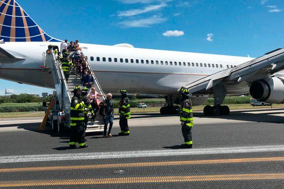 Denne gangen endte det godt. 166 passasjerer uskadet fra flyulykke.