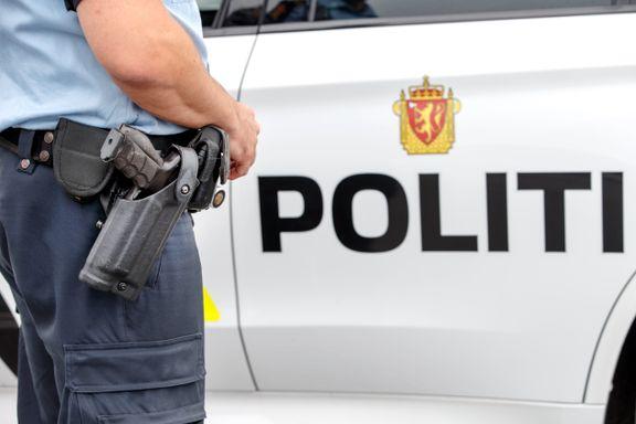 Politivådeskudd på Nordmøre