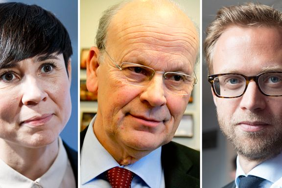 Alle Høyres Oslo-topper sier ja til gjenvalg