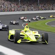 Klart for 135.000 tilskuere under Indianapolis 500