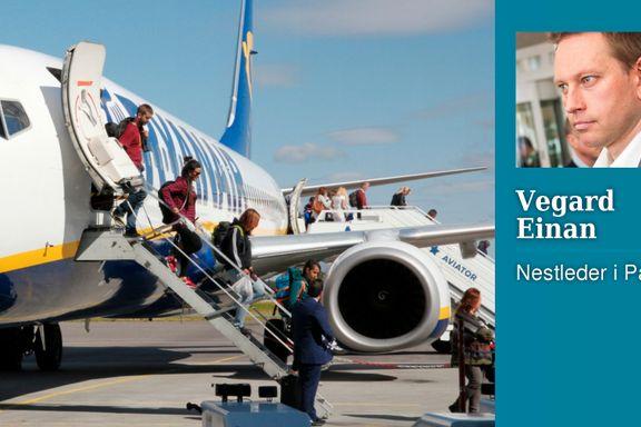 – Norske reisende hadde ikke selv godtatt Ryanairs arbeidsvilkår
