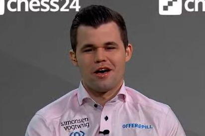 Her er Carlsen i ny rolle: – Det er veldig spesielt