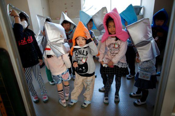 Slik minnes Japan landets verste atomulykke
