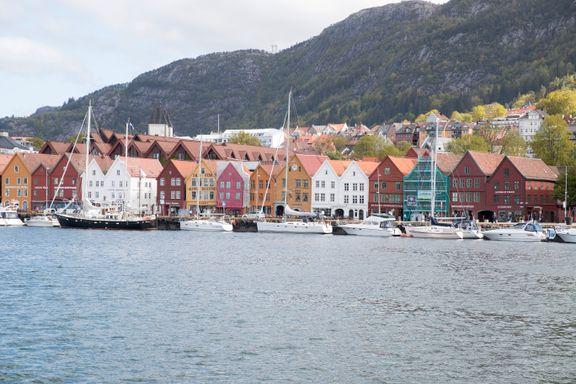 Bergen skal ikke lenger døpe gater etter menn