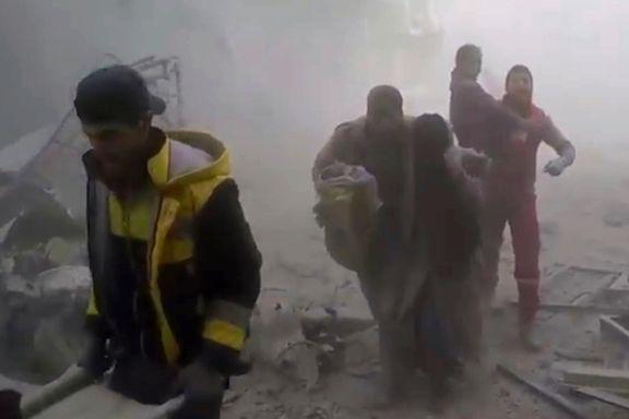 Ekspertene: Flere grunner til at krigen utenfor Damaskus fortsetter