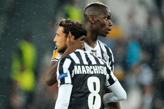 Juventus seriemester for tredje gang på rad
