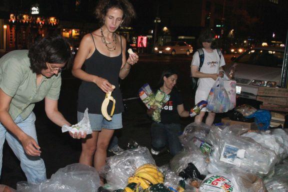 USA kan fø millioner av sine fattige med matvarer som i dag havner i søppelet
