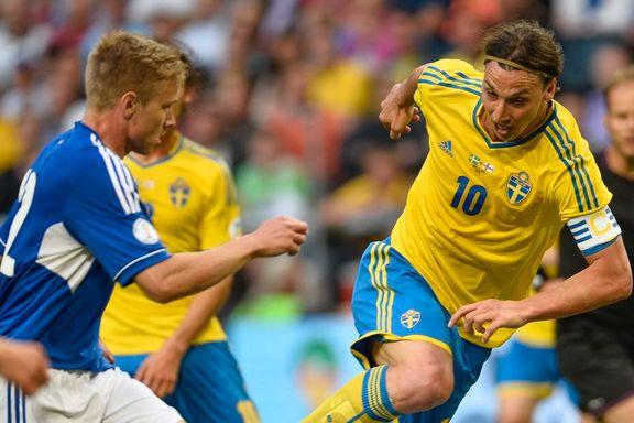 Zlatan-dobbel holder liv i Sveriges VM-drøm
