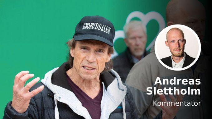 Bøhler er så sterk at han på egen hånd kan løfte Sp i Oslo inn på Stortinget