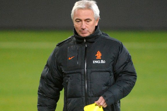 Van Marwijk ny Hamburg-trener