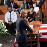 Obama: – Politifolk kneler på nakkene til svarte amerikanere
