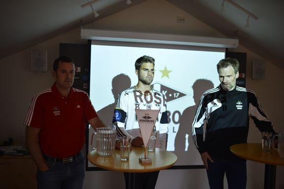 Skjelvik klar for Rosenborg