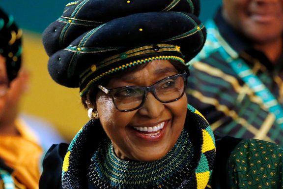 Den omstridte Winnie Mandela er død