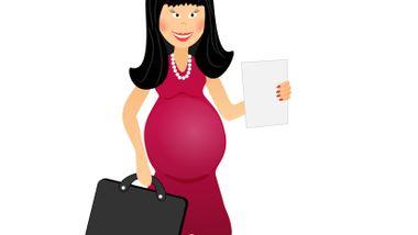 Bør hun opplyse om at hun er gravid på jobbintervjuet?
