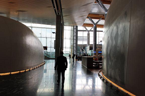 Kjenner du den «hemmelige» veien på Oslo Lufthavn?