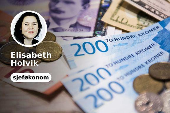Valutamarkedet er en nådeløs dommer. Norge trenger valutainntekter.