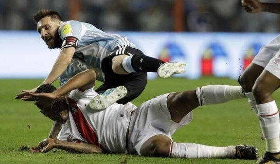 VM uten Messi? Argentina klarte bare uavgjort mot Peru