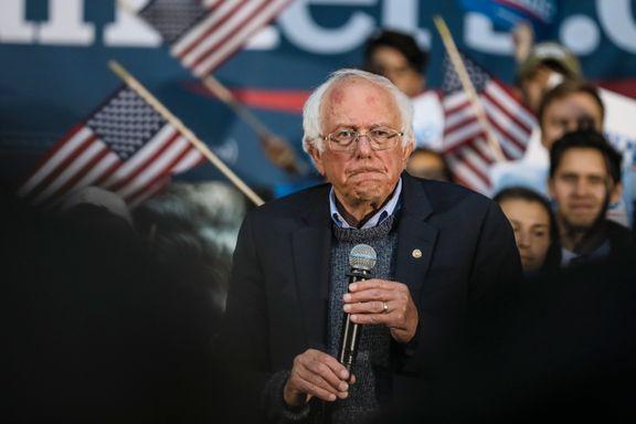 Bernie Sanders har hatt hjerteinfarkt