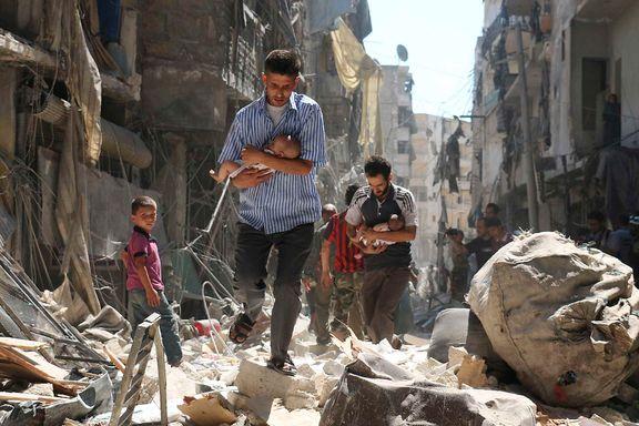 Våpenhvilen : Hundretusener er allerede er drept. Når solen går ned mandag, håper de gjenlevende på fred.
