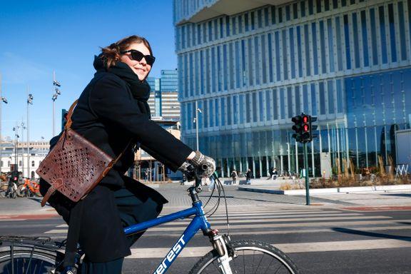 Er det trygt å sykle i Oslo? Svarene spriker, men trenden er klar.