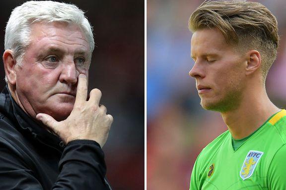 Nylands sjef fikk sparken i Aston Villa
