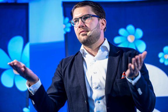 Automatiserte Twitter-kontoer sprer støtte til Åkessons parti