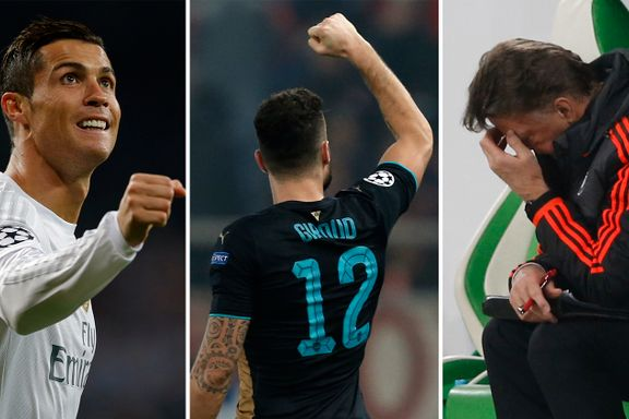 Tjærnås: Dette har imponert og skuffet meg i Champions League