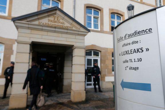 Luxembourg anker dommene mot varslere