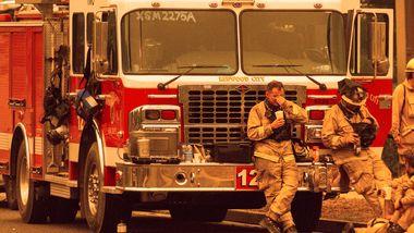 Flere branner ikke under kontroll i California