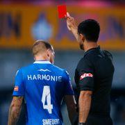 Keepertabbe og utvisning hjalp Stabæk til viktig seier
