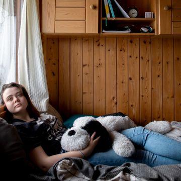 Amalie (21) ble en «dropout»: – Da de åpnet Vinmonopolet, men holdt lesesalene lukket, ble det tydelig at vi står nederst