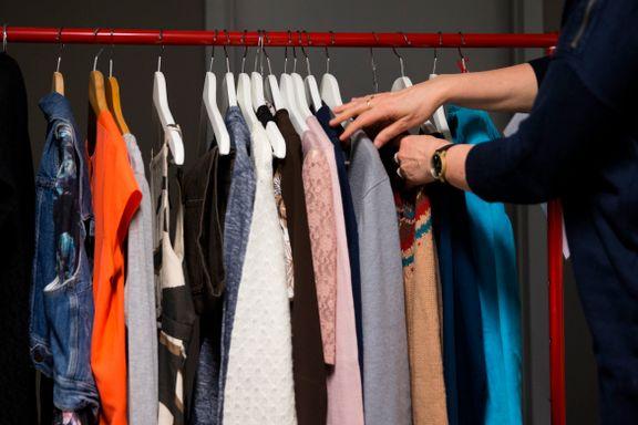 Aftenposten mener: Toll på klær bør fjernes helt
